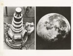 Associated Press Photo, Space Camera to shoot the Moon (Ranger V