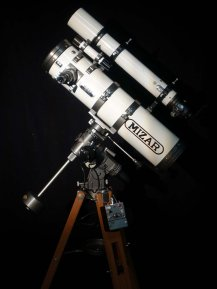 Mizar 120 SL 120mm Newton reflector photographic version