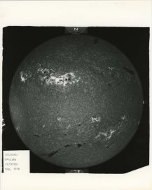 CSIRO Solar Observatory, Whole-disk photograph of the sun