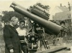 Georgetown Observatory,Solar eclipse telescope,1940